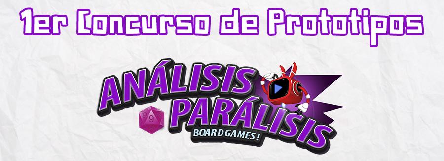 1er Concurso de Prototipos Análisis-Parálisis